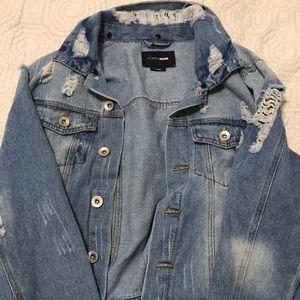 Fashion Nova Jean Jacket LIKE NEW